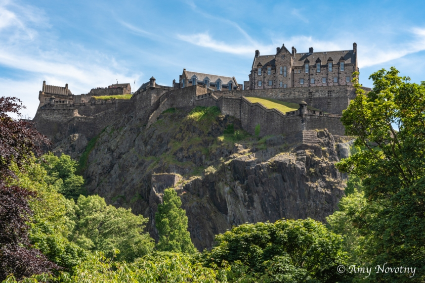 Edinburgh castle 8762