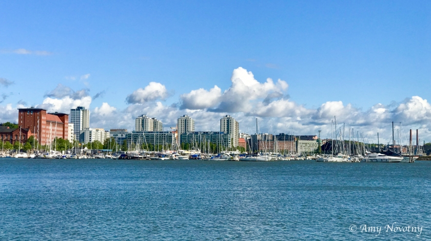 Helsinki harbor 2895