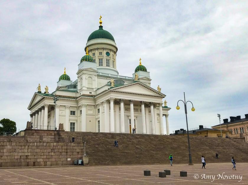 Helsinki senate building