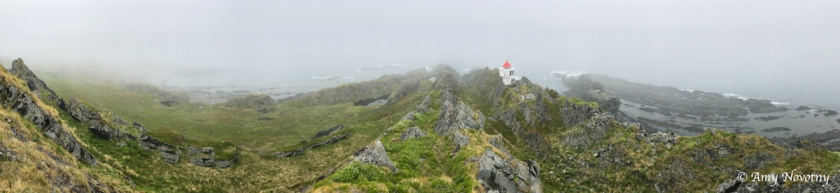 Veines peninsula lighthouse pano 2689