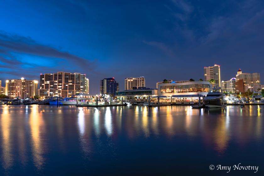 Sarasota marina July 15 2512