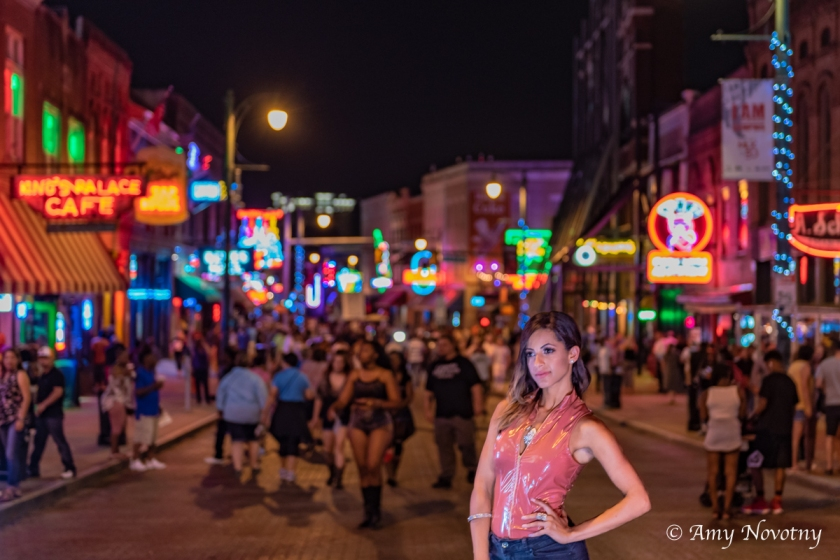 Beale street August 3 2971
