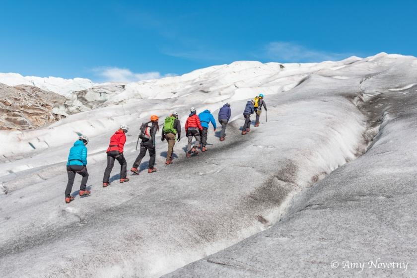 Greenland Glacier Hike 7053 August 17, 2018
