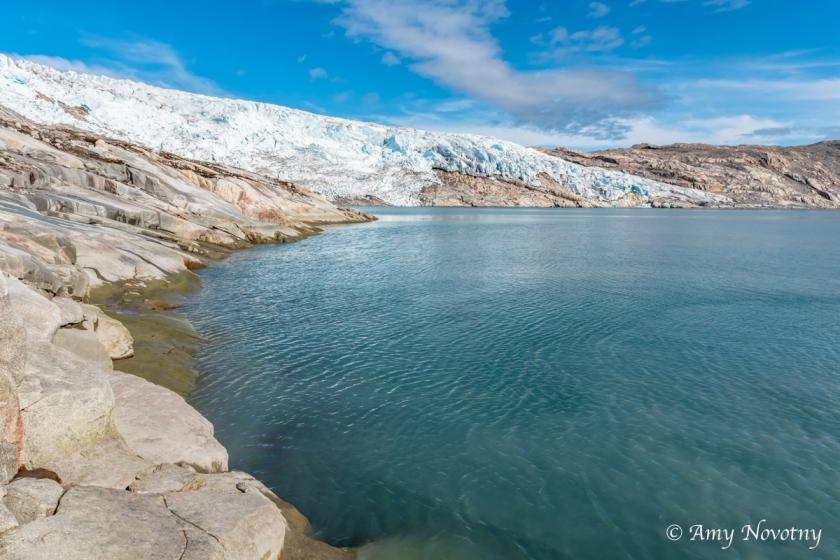 Greenland Glacier Hike 7307 August 17, 2018