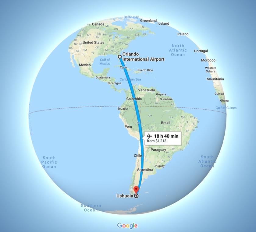 Antarctica journey 1