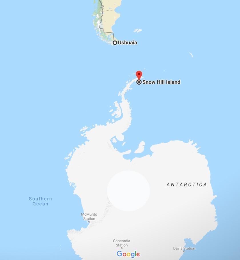 Antarctica journey 2
