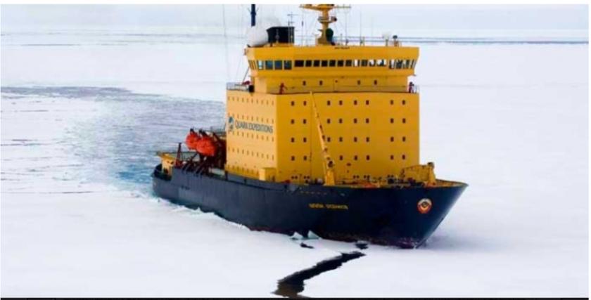 Antarctica journey 5