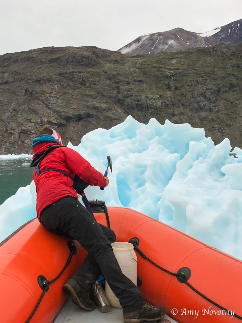 Qoroq Glacier iphone 6140 August 20, 2018